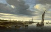 伦敦画廊帆船 2 4 伦敦画廊帆船 绘画壁纸