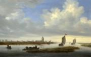 伦敦画廊帆船 2 3 伦敦画廊帆船 绘画壁纸