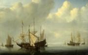 伦敦画廊帆船 2 2 伦敦画廊帆船 绘画壁纸