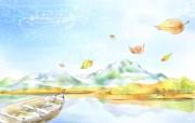 美丽的幻想世界 宽屏壁纸 描绘风格 二 壁纸21 美丽的幻想世界 宽屏 绘画壁纸