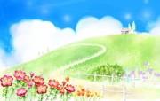 梦幻风光 11 12 梦幻风光 绘画壁纸