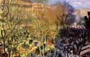 印象派画家 壁纸 Claude Monet Fine Art Painting Wallpaper 莫奈 Claude Monet 绘画作品 绘画壁纸