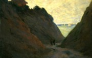 印象派画家 壁纸 Claude Monet Fine Art Painting Wallpaper 莫奈 Claude Monet 绘画作品 绘画壁纸