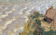 莫奈作品莫奈油画 Claude Monet Painting Art 壁纸24 莫奈作品莫奈油画C 绘画壁纸