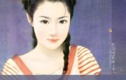共670张 手绘美女壁纸 爱情小说封面美女手绘 清纯手绘美女插画壁纸 第十八辑 绘画壁纸