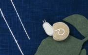日本风情手工布艺画 春夏篇 蜗牛 日本风情手工布艺贴画图片 日本风情手工布艺贴画春夏篇 绘画壁纸
