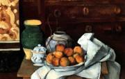 世界名画壁纸Paul Cezanne 塞尚作品集 绘画壁纸