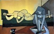 世界名画壁纸Picasso 毕加索作品集 绘画壁纸