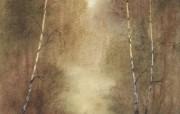 水彩风景壁纸 壁纸28 水彩风景壁纸 绘画壁纸