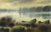 水彩景色 2 17 水彩景色 绘画壁纸