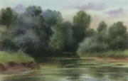 水彩景色 2 11 水彩景色 绘画壁纸
