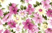 水墨花卉 壁纸8 水墨花卉 绘画壁纸