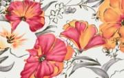 水墨花卉 壁纸9 水墨花卉 绘画壁纸