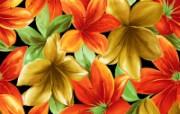 水墨花卉 壁纸11 水墨花卉 绘画壁纸