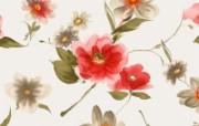 水墨花卉 壁纸28 水墨花卉 绘画壁纸