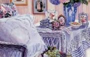 Susan Rios Canvas Painting The Last Dance Susan Rios 绘画浪漫花园与温馨的家 绘画壁纸