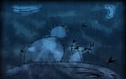 Vlads月亮主题 1 3 Vlads月亮主题 绘画壁纸