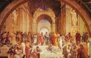 文艺复兴绘画 Raffaello Sanzio 拉斐尔・桑乔作品集 绘画壁纸