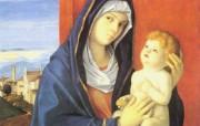 意大利画家Giovanni Bellini 乔凡尼・贝利尼作品集 绘画壁纸