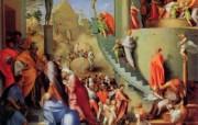 意大利画家 Jacopo da Pontormo 蓬托尔莫作品集 绘画壁纸