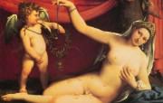 意大利画家Lorenzo Lotto 洛伦左・洛托作品集 绘画壁纸