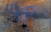 印象派画家 Claude Monet 克劳德・莫奈作品 绘画壁纸