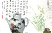 中国情壁纸 绘画壁纸