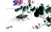 中国水墨画壁纸 绘画壁纸