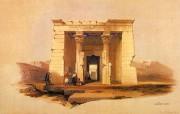 重现壮美的古文明 David Roberts 古埃及绘画壁纸集续 DandurIn神庙 Temple Of DandurIn Nubia 重现壮美的古文明David Roberts 古埃及绘画壁纸集续 绘画壁纸