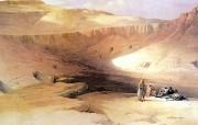 重现壮美的古文明 David Roberts 古埃及绘画壁纸集续 古埃及帝王谷 Valley Of The Kings 重现壮美的古文明David Roberts 古埃及绘画壁纸集续 绘画壁纸