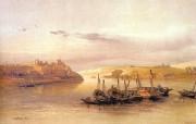 追寻古老神秘的文明 David Roberts 古埃及绘画壁纸集 阿斯旺 埃列方迪娜岛 Elefantina Aswan 追寻古老神秘的文明David Roberts 古埃及绘画壁纸集 绘画壁纸