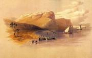 追寻古老神秘的文明 David Roberts 古埃及绘画壁纸集 伊比仍堡垒 Fortress Of Ibrim 追寻古老神秘的文明David Roberts 古埃及绘画壁纸集 绘画壁纸