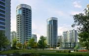 城市建筑效果 2 5 城市建筑效果 建筑壁纸
