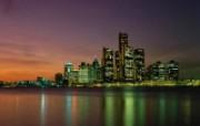 城市夜景 9 13 城市夜景 建筑壁纸
