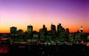 城市夜景 9 4 城市夜景 建筑壁纸