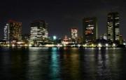 城市夜景 4 13 城市夜景 建筑壁纸