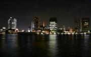 城市夜景 5 15 城市夜景 建筑壁纸