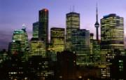 城市夜景 10 17 城市夜景 建筑壁纸