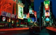 城市夜景 10 12 城市夜景 建筑壁纸