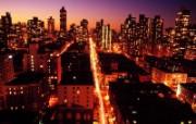 城市夜景 10 11 城市夜景 建筑壁纸