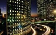城市夜景 10 10 城市夜景 建筑壁纸
