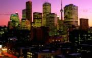 城市夜景 10 8 城市夜景 建筑壁纸