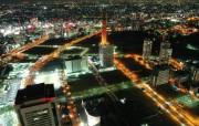 城市夜景 1 9 城市夜景 建筑壁纸
