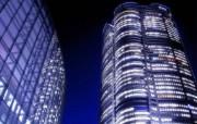城市夜景 1 8 城市夜景 建筑壁纸