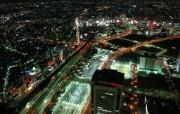 城市夜景 1 7 城市夜景 建筑壁纸