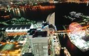 城市夜景 1 3 城市夜景 建筑壁纸