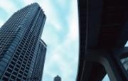 高楼大厦 1 15 高楼大厦 建筑壁纸