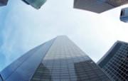 高楼大厦 1 8 高楼大厦 建筑壁纸