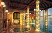 迪拜酒店 1 13 迪拜酒店 建筑壁纸