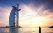 迪拜酒店 1 10 迪拜酒店 建筑壁纸